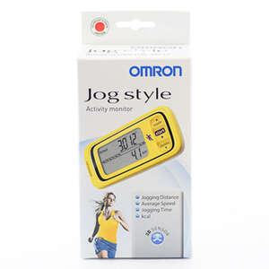 Omron Jog Style Yellow