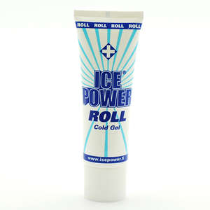Ice power roll on gel