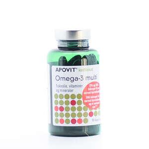 Apovit Omega-3 Multi
