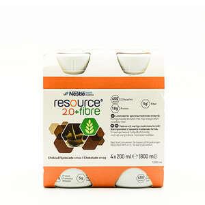 Resource 2.0+ Fibre Chokolade