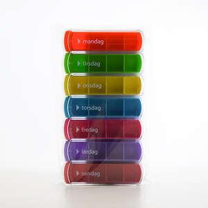 Mininizer Colour Rack