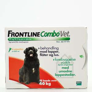 Frontline Combo hund over 40kg