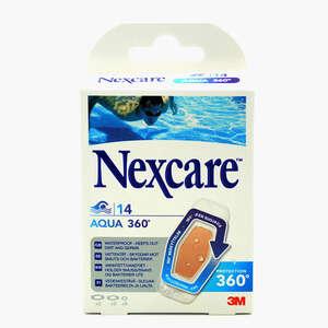Nexcare aqua strips 3 str.