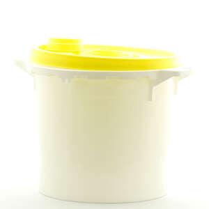 Uson kanylespand 5 liter m/låg