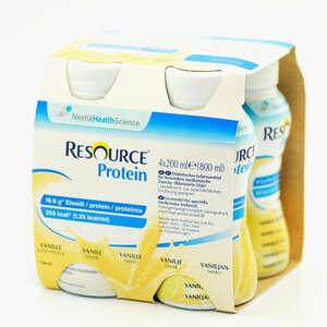 Resource Protein Vanille