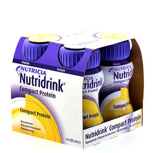 Nutridrink Compact Pro. Banan