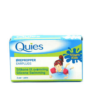 Quies silikone ørepropper