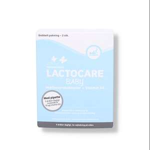Lactocare Baby Dråber