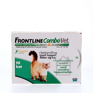 Frontline combo kat spot-on