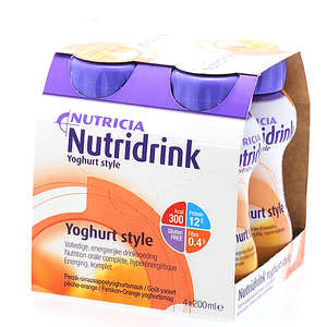 Nutridrink Yoghurt Style Fersk