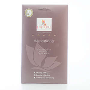 Miqura moisturizing sheet mask