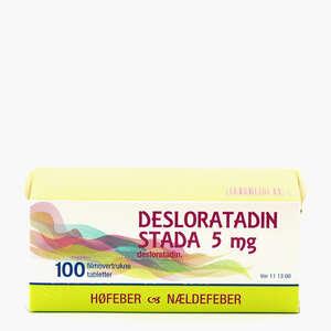 "Desloratadin ""Stada"" 5 mg"