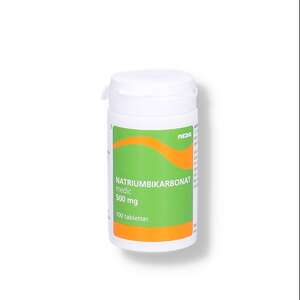 Natriumbicarbonat 500 mg