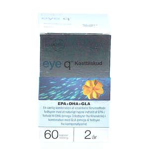 Eye Q Olie m.epa+dha+g