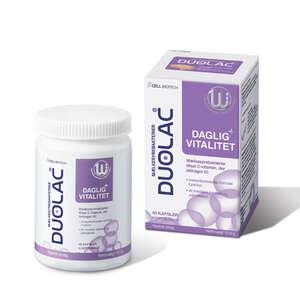 Duolac Daglig+ Vitalitet