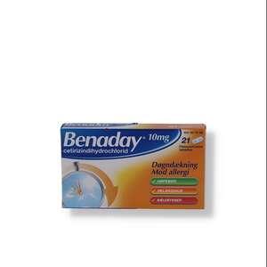 Benaday 10 mg