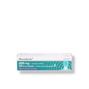 Mucolysin 600 mg