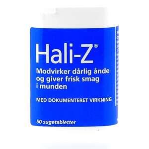 Hali-Z sugetablet