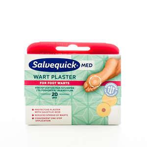Salvequick Med Wart Plaster