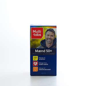 Multi-tabs Mænd 50+
