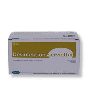 Desinficer Serviet u/glycerol