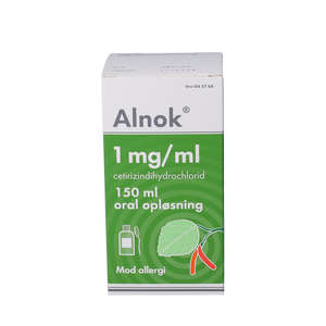 Alnok 1 mg/ml