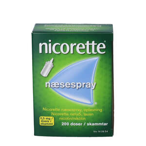 Nicorette næsespray