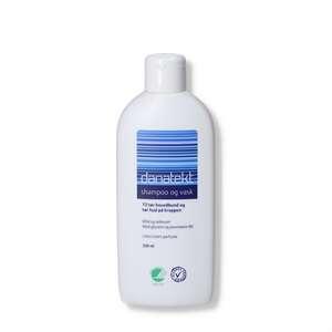 Danatekt shampoo og vask
