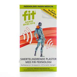 FIT Plaster (øvre ryg og nakke)
