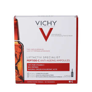 Vichy Liftactiv Specialist Peptide-C Anti-Agening Ampoules (10 stk)