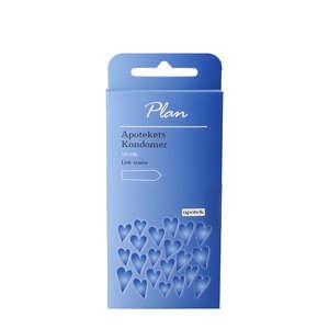 Plan Kondomer (blå)