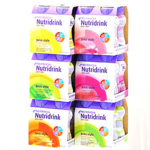 Nutridrink Juice Style Mix