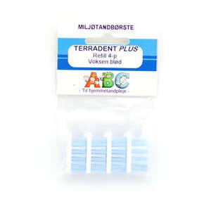 Terradent Plus Børstehoveder