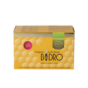 Bidro Vitamin tabletter