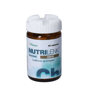 Nutrilenk Gold tabletter