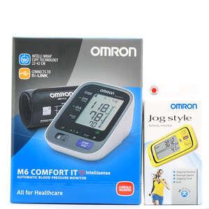 Omron M6 Comfort IT + Jog Styl