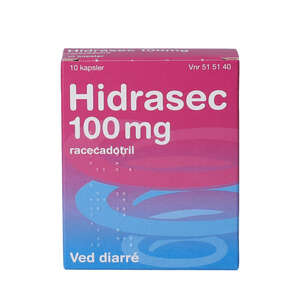 Hidrasec 10 stk