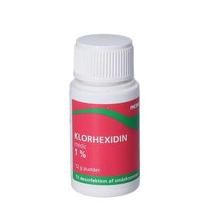 Klorhexidin Medic Pudder 1%