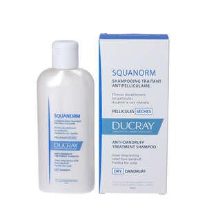 Ducray Squanorm Shampoo (tørre skæl)