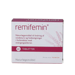 Remifemin tabletter (60 stk)