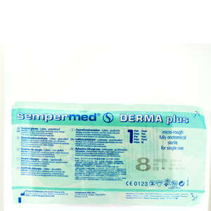 Derma Plus Latexhandske (str.8)