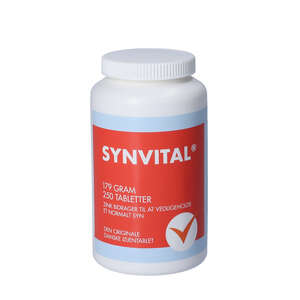 Synvital tabletter
