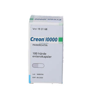 Creon  (OR) Lipase 10.000 EP-e