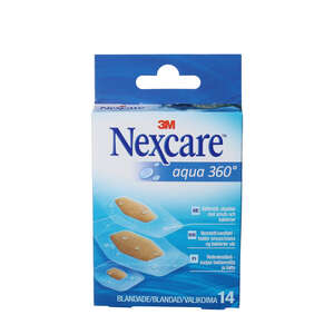Nexcare Active Strips (3 str, 14 stk)