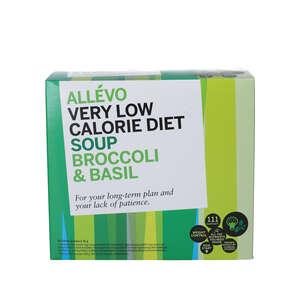 Allévo VLCD Soup (broccoli/basilikum)