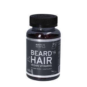 Beauty Bear BEARD´N HAIR Vitamins