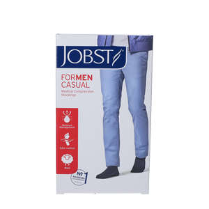 Jobst for Men Casual Strømper (L)