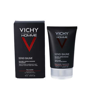 Vichy Homme Sensi Baume Aftershave Balm