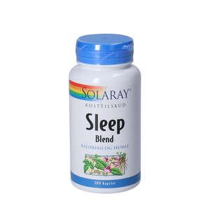 Solaray Sleep Blend kapsler