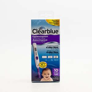 Clearblue Advanced Digital Ægløsningstest